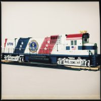 Tyco Bicentennial HO Scale Engine by Jon Armstrong for Blurbomat.com