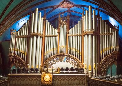 Notre-Dame Basilica Pipe Organ | Blurbomat.com