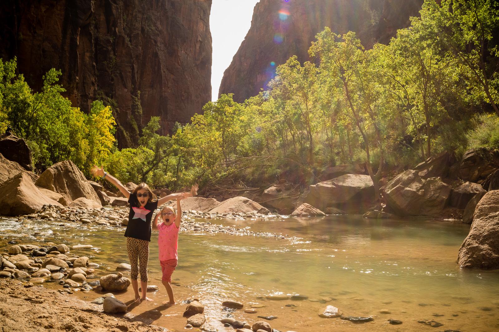 Fall Break: Zion National Park