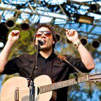Jeff Tweedy - Wilco - Outside Lands, 2008 | Blurbomat.com