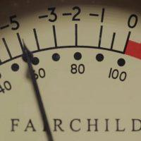 Fairchild VU Meter