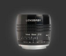 Link: Lensbaby's new 56mm Lens
