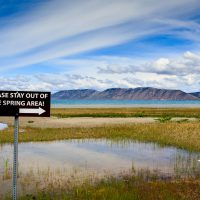 Bear Lake photo by Jon Armstrong, Utah, May, 2015 | Blurbomat.com