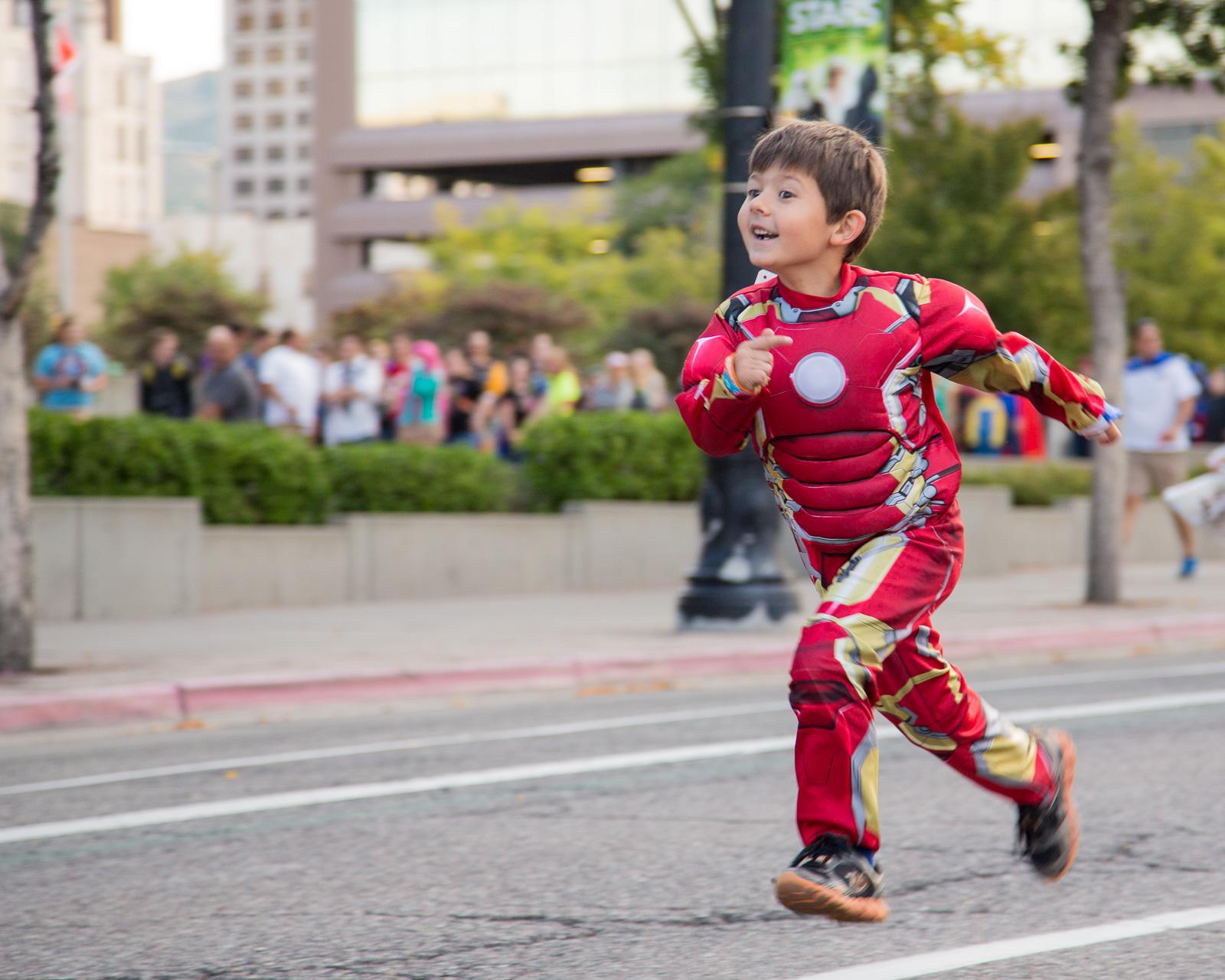 Happy Iron Man
