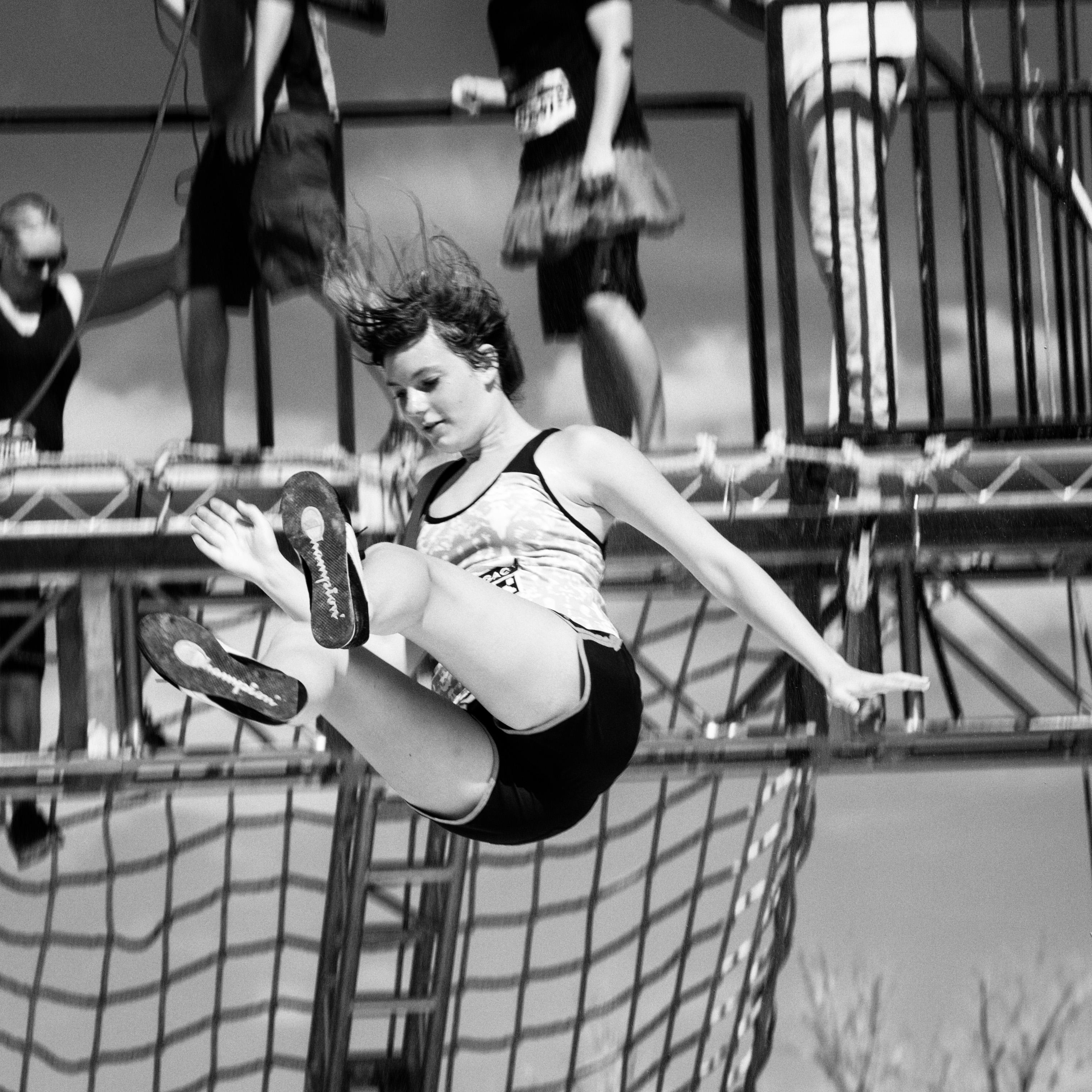 Stunt Run finalist