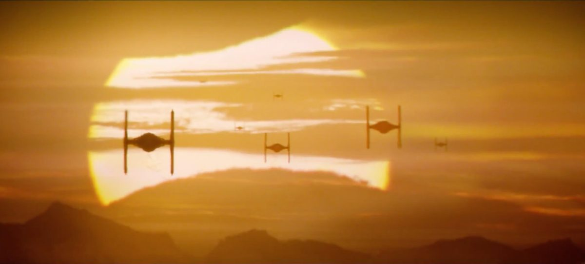 The Force Awakens Japanese Trailer