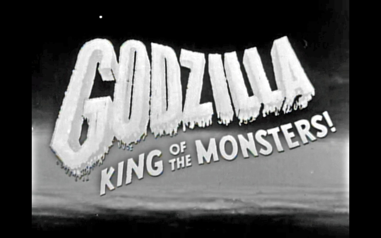 Godzilla Title Screen | Blurbomat.com