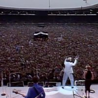 David Bowie at Live Aid: Heroes