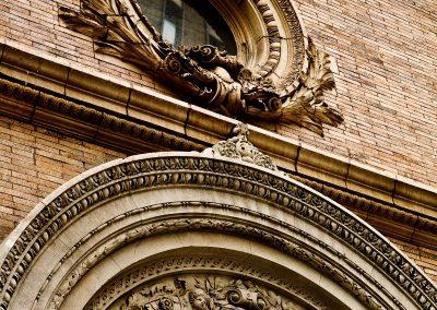 Façade: Carnegie Hall | Jon Armstrong for Blurbomat.com