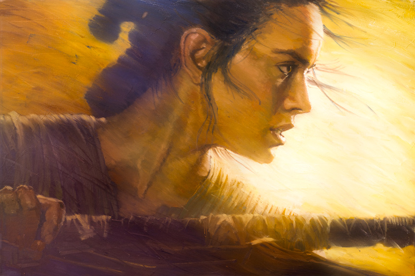 Rey (and other works)