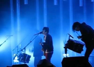 Thom Yorke & Jonny Greenwood - Radiohead - Outside Lands 2008