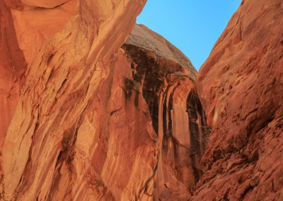 Double Arch detail, Arches National Park | blurbomat.com