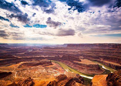 Dead Horse Point State Park, Utah | blurbomat.com