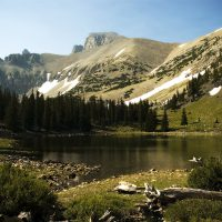 Stella Lake, Great Basin National Park | Blurbomat.com